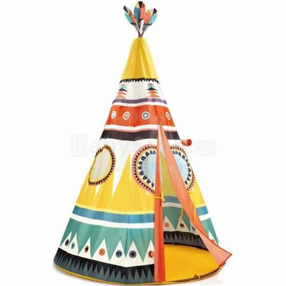 Djeco Vigvam Art.DD04491 Telts-māja