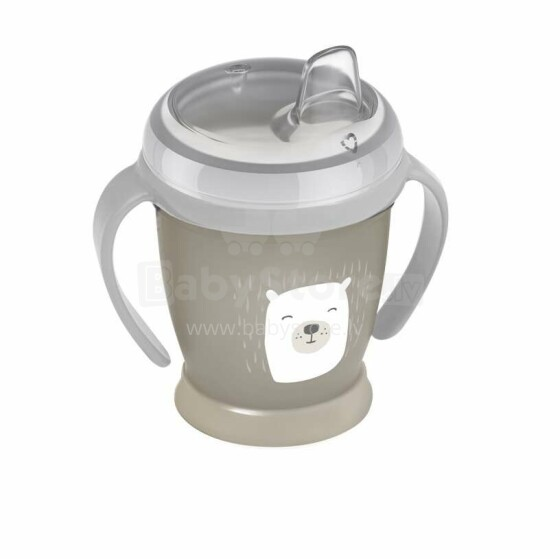 LOVI non-spill cup 210 ml Mini Buddy Bear 35/349