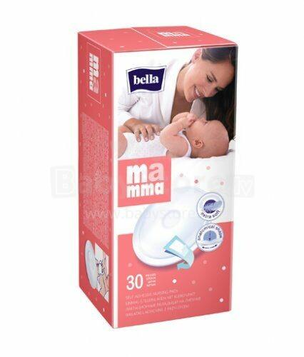 Bella Mamma Art.91901 Krūšu ieliktnīši māmiņām 30gb.