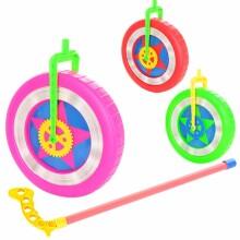 BebeBee Big Art.294572 Bērnu stumjamā rotaļlieta Ritenis (diametrs 13 cm)