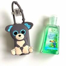 Pocketpop Silicone Holder Art.121071 3D Puppy Silikona turētājs dezinfekcijas līdzeklim