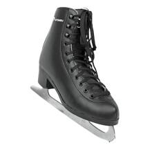 Spokey Classic Fugiure Black Ice Skates  Art.832341 Sieviešu melnas klasiskas ledus slidas
